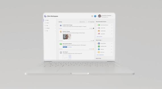 Citrix Workplace Intelligence Video Thumbnail