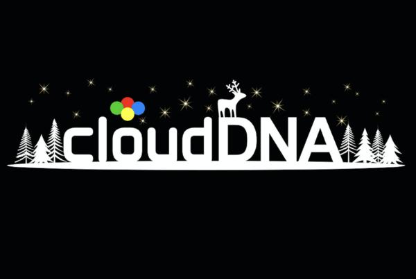 cloudDNA Christmas