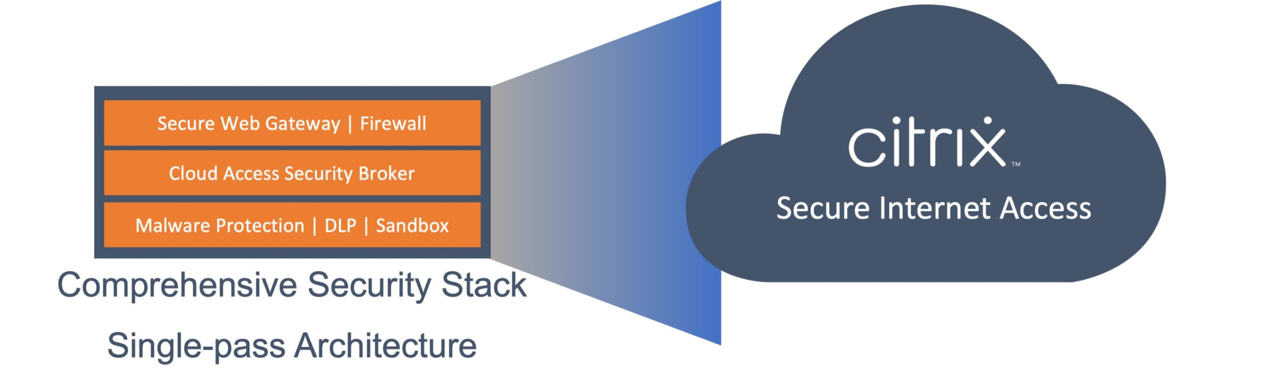 Citrix Secure Internet Access SPA